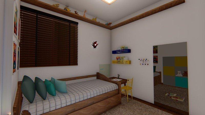 consultoria apartamento alugado vila mariana quarto infantil herois