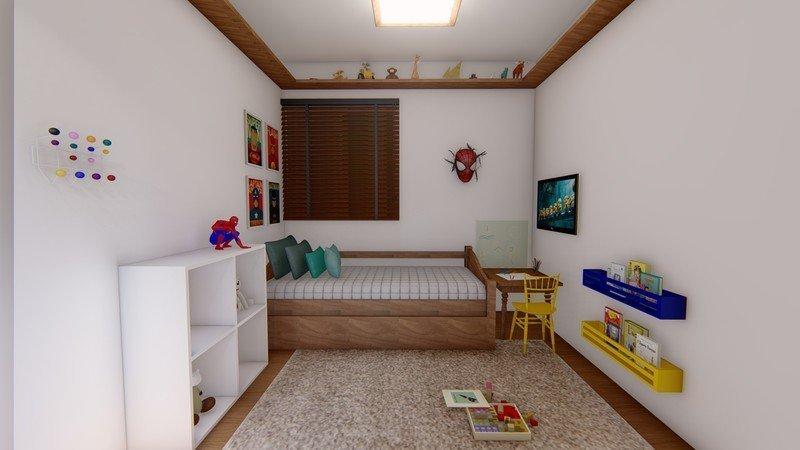consultoria apartamento alugado vila mariana quarto infantil