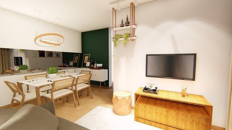 consultoria apartamento alugado vila mariana sala de estar