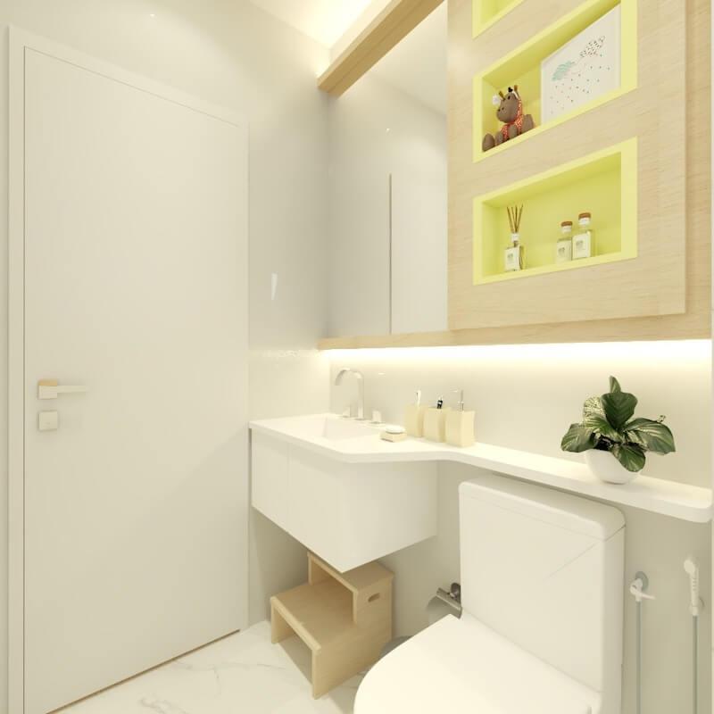 banheiro infantil decorado vila mariana