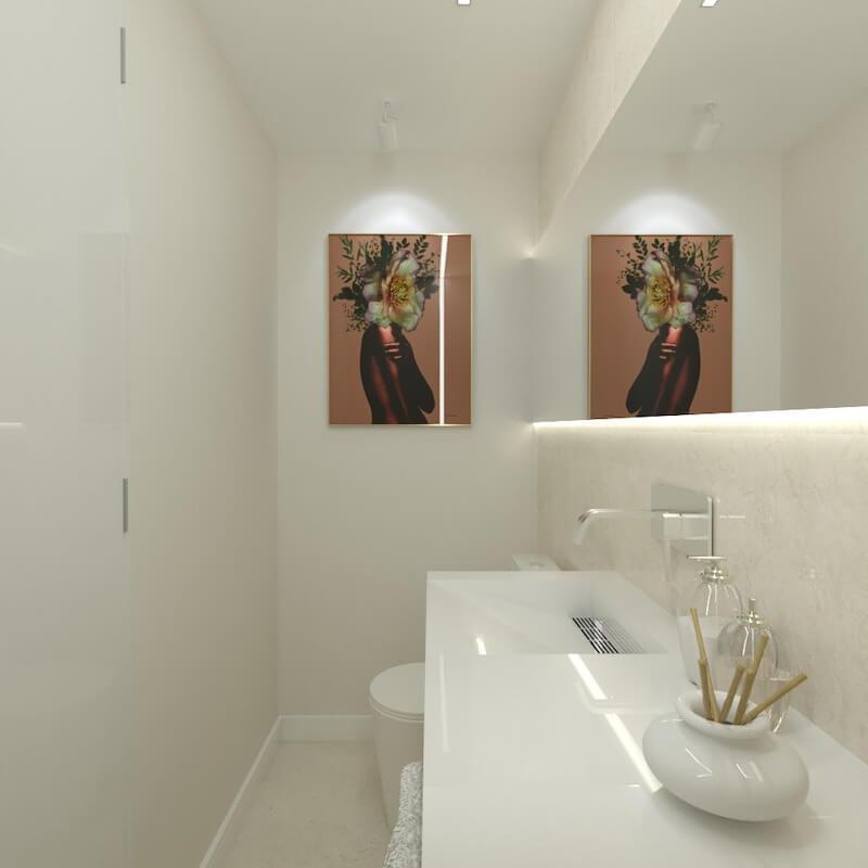 lavabo apartamento mooca